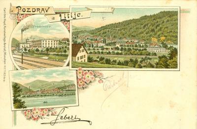 Litija leta 1898