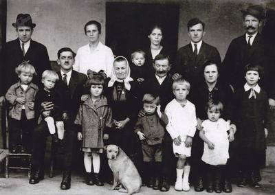 Predilniška družina iz Litije