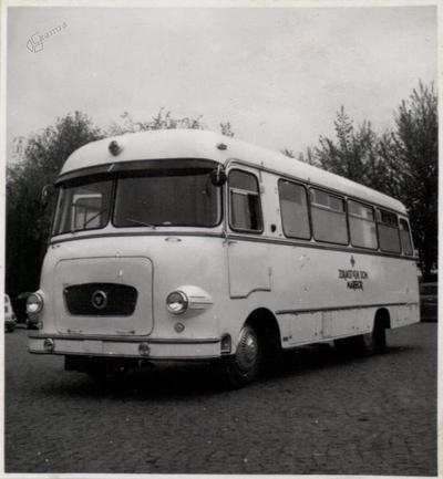 Avtobus Zdravstvenega doma Maribor