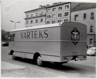 Varteksovo vozilo