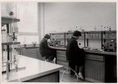 Delo v laboratoriju