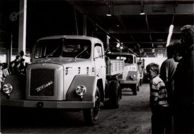 TAM-ova vozila ob 25-letnici tovarne