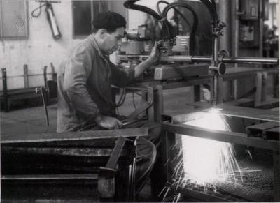 Delavec v proizvodnji
