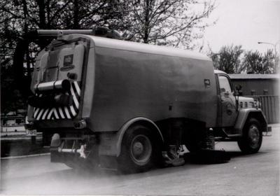 Vozilo za čiščenje cest