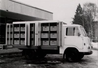 Vozilo za kruh