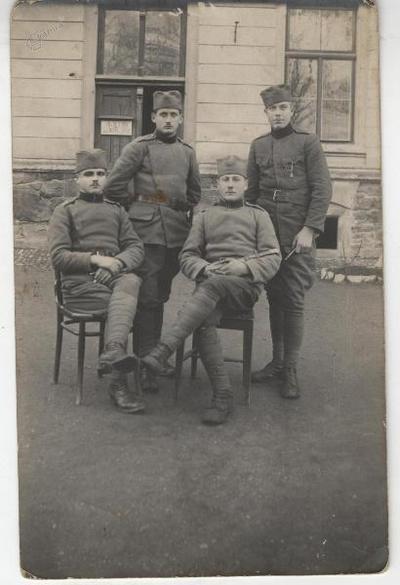 Anton Tomazin s kolegi