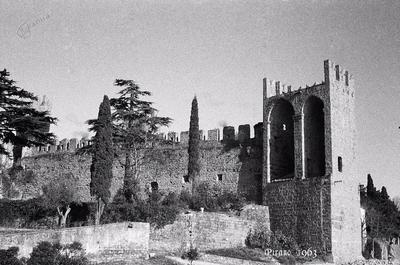 Del piranskega mestnega obzidja iz 15./16. st.