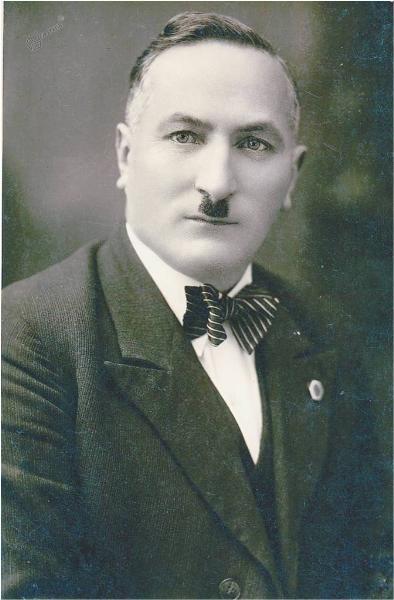 Župan Nande Novak