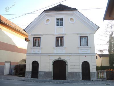 Remšetova hiša v Mozirju