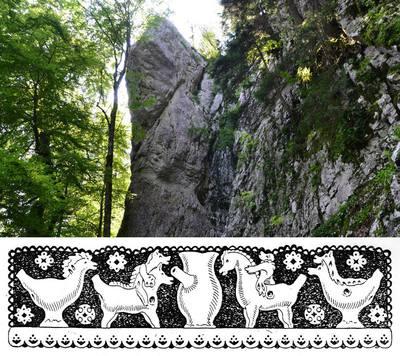 Mitološko izročilo Ribniške doline, predavanje
