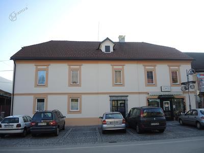 Goričarjeva - Pirkovičeva hiša v Mozirju