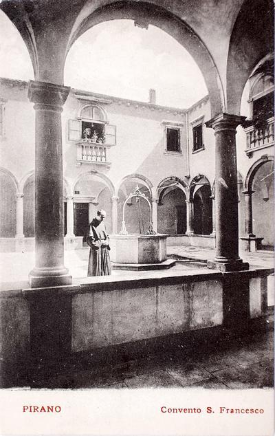 Pirano, convento S. Francesco