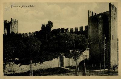 Pirano-mura antiche