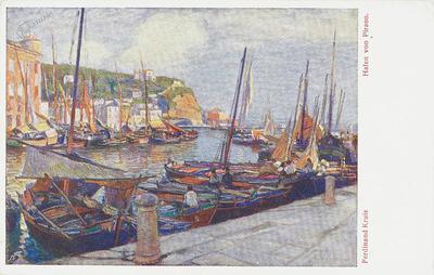 Hafen von Pirano