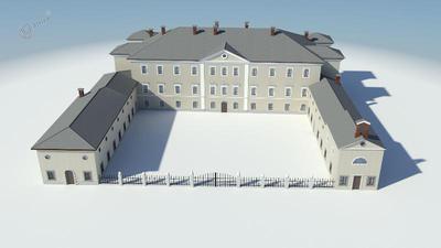 Rekonstrukcija dvorca
