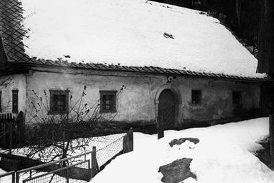 Blažunova hiša 1985