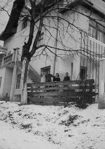 Nova Kristanova hiša pred 1940