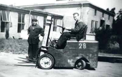 Delavci transportnega oddelka
