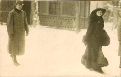 Cesar Karl Habsburški in cesarica Zita