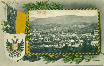 Logatec - Loitsch 1916