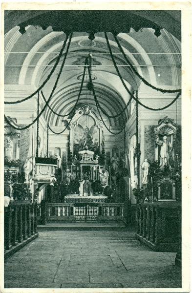 Župna cerkev Rovte nad Logatcem
