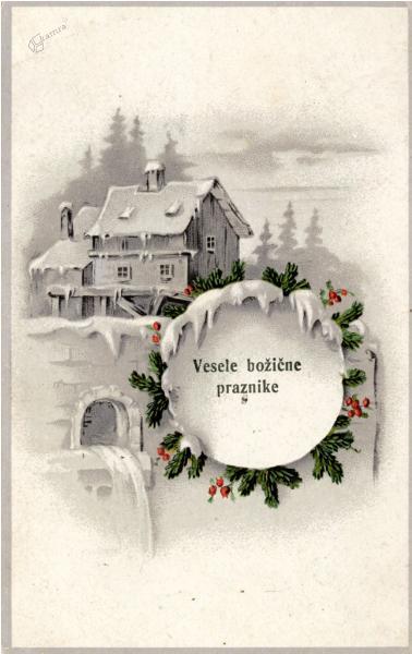 Vesele božične praznike