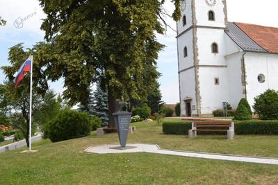 Spomenik Rudolfu Maistru na Polenšaku