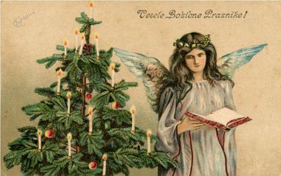 Angel s knjigo