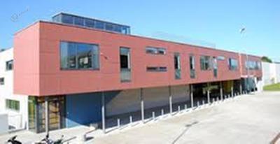 Stavba Gimnazije Ptuj