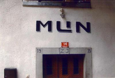 Vhod v mlin Zakrajšek