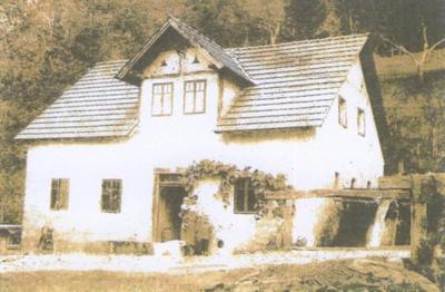 Kodričev mlin v 30. letih 20. stoletja