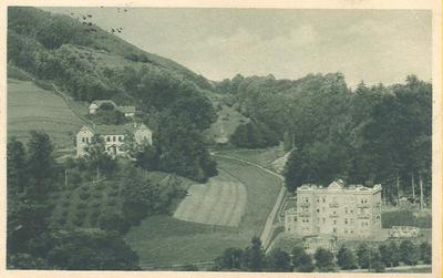 Železničarski dom leta 1917