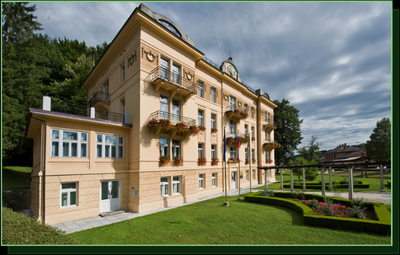 Stavba Občine Rogaška Slatina danes