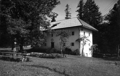 Planinski dom Pristava (ok. 1965)