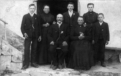 Skednačevi (ok. 1914)