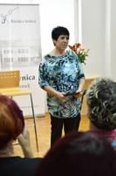 Razstava Irene Ameršek v Knjižnici Sevnica