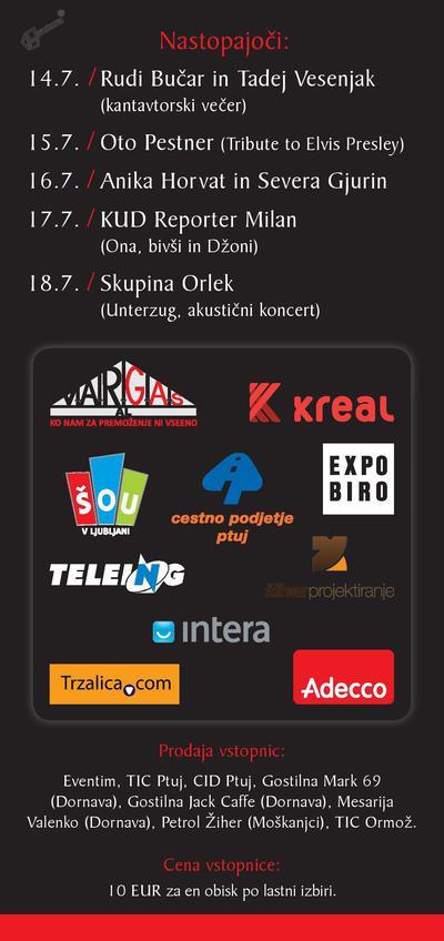Festival BaRock - program