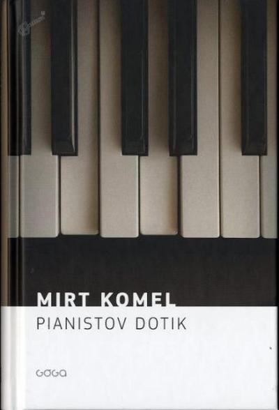 Naslovnica knjige Pianistov dotik