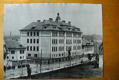 I. osnovna šola Celje, ok. 1927