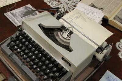 Pisalni stroj Boga Komelja