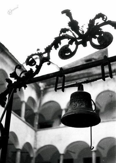 Letovišče Borl - zvonček želja ok. 1960