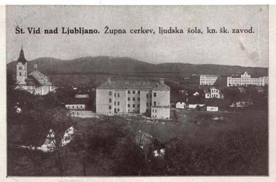 Šentvid nad Ljubljano, ok. 1930