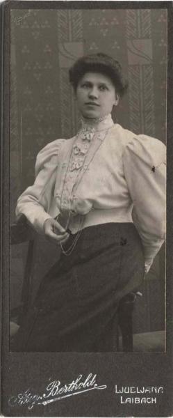 Matilda Arhar (1882-1943)
