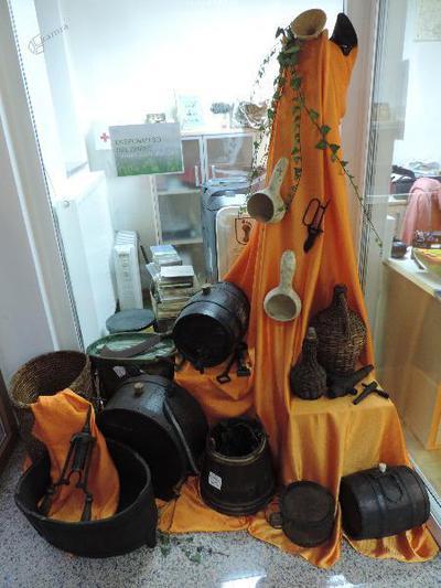 Vinogradniško orodje in predmeti