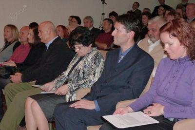 V sredini Janez Beličič
