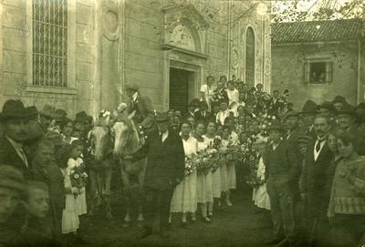 Cerkveni zvonovi, 1922