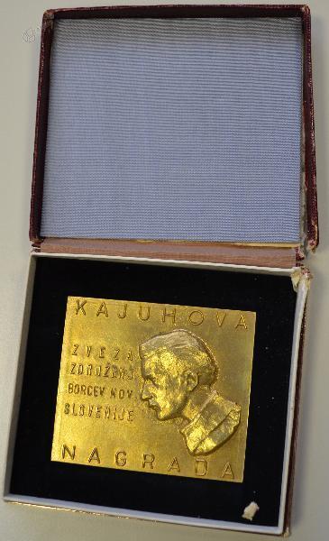 Kajuhova Nagrada