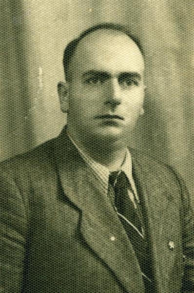 Pepi Milič, Jolkin oče