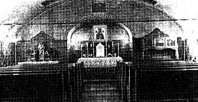 Kapela Marije vedne pomoči v »dekliškem domu«