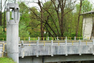Most čez Nevljico